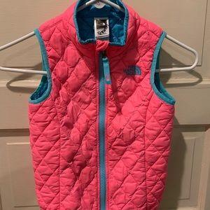 North Face Vest (kids)